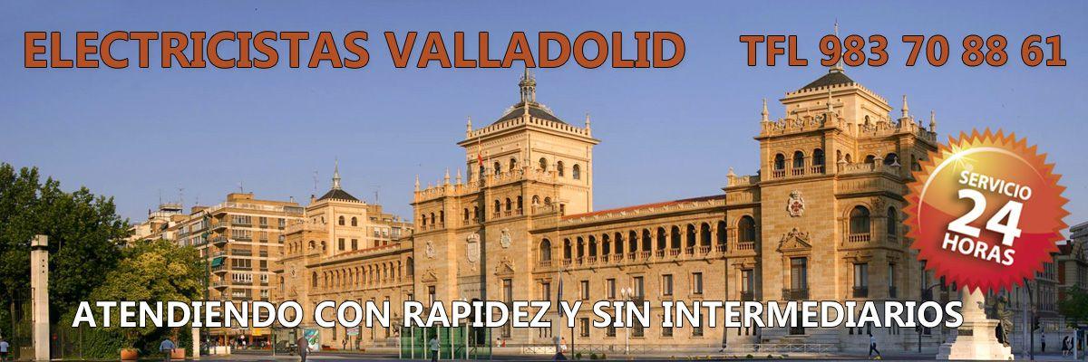 tus electricistas Valladolid a buenos precios